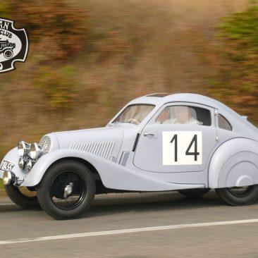 Automobil Aero Sport Coupé z roku 1934