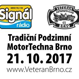 Pozvánka na Tradiční Podzimní MotorTechnu Brno 2017