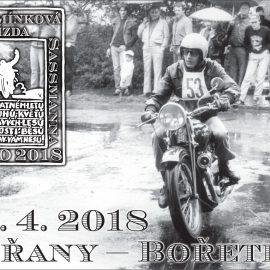 IX. Vzpomínková jízda zaFrantiška Sassmanna