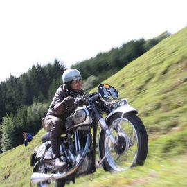 Mezinárodní setkání majitelů motocyklů Norton se letos uskuteční v Rakousku!